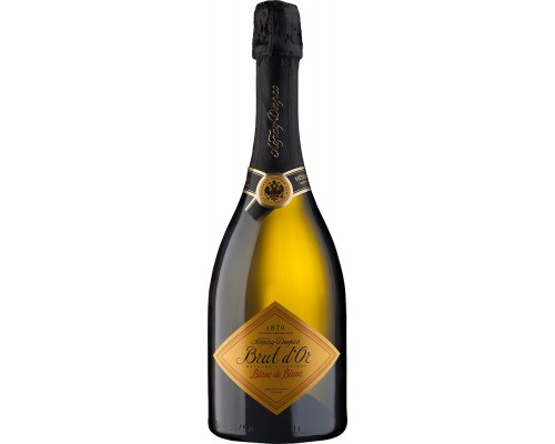 Игристое вино Абрау-Дюрсо Брют д'Ор Блан де Блан