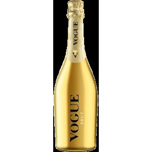 Шампанское Vogue белое полусладкое Brut 0.75 л