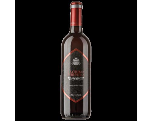 Вино Lacrima красное полусладкое 0,75