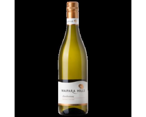 Вино Waipara Hills Chardonnay белое сухое 0,75 л