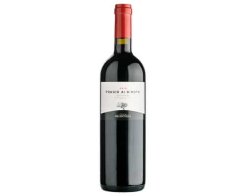 Вино Poggio al Ginepri красное сухое 0,75 л