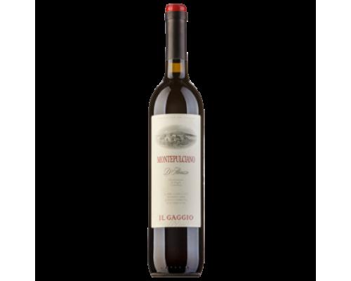 Вино Il Gaggio Montepulciano d'Abruzzo о красное сухое 0,75 л
