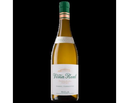 Вино Vina Real Blanc белое сухое 0,75 л