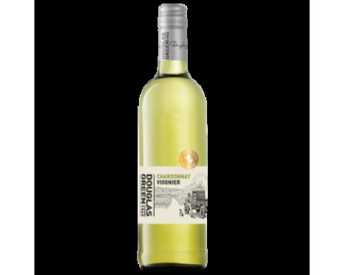 Вино Douglas Green Chardonnay-Viognier белое сухое 0,75 л
