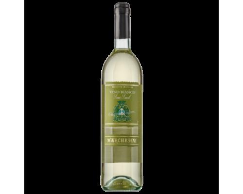 Вино Marchesini белое полусладкое 0,75 л