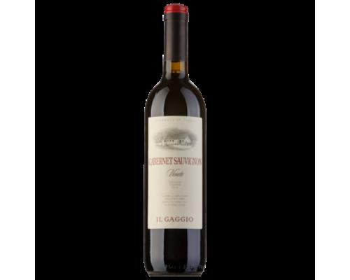 Вино Il Gaggio Cabernet-Sauvignon красное сухое 0,75