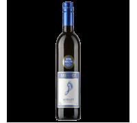 Вино Barefoot Merlot красное полусухое 0,75 л