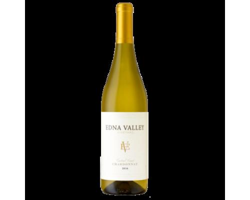 Вино Edna Valley Chardonnay белое сухое 0,75 л