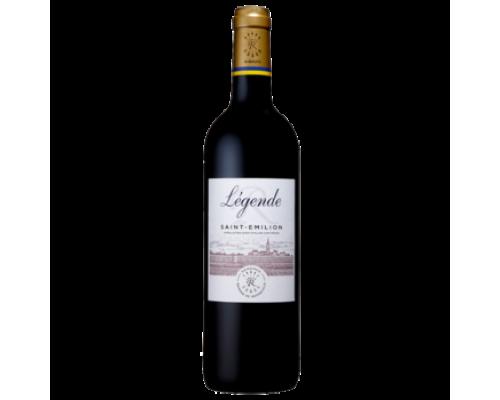 Вино Legende Domaine Barons de Rothschild Saint-Emilion красное сухое 0,75 л