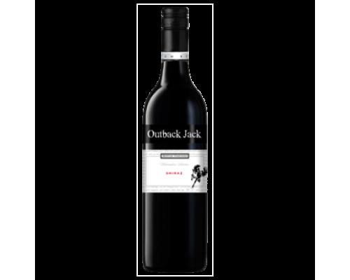 Вино Berton Outback Jack Shiraz красное сухое, 0,75 л