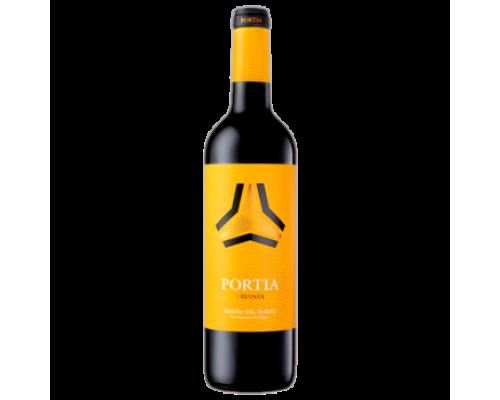 Вино Portia Crianza красное сухое 0,75 л