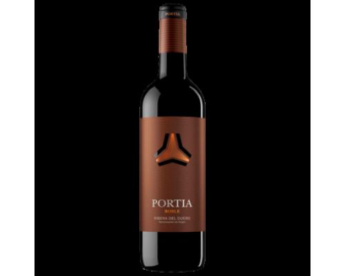 Вино Portia красное сухое 0,75 л