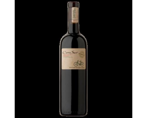 Вино Cono Sur Organic Carmenere Syrah красное сухое 0,75 л