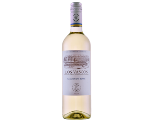 Вино Los Vascos Sauvignon Blanс белое сухое 0,75 л