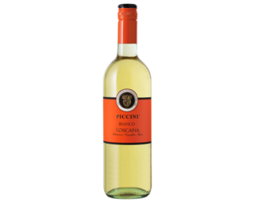Вино Piccini Toscana Bianco белое сухое 0,75 л