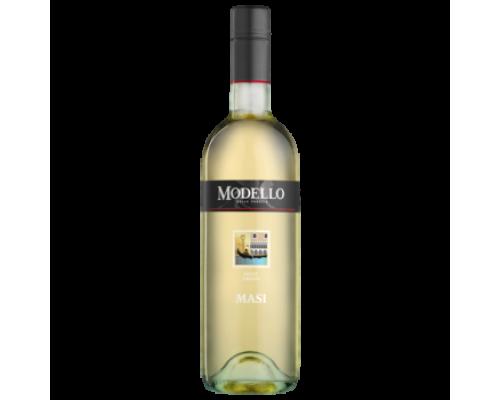 Вино Mazi Modello Pinot Grigio белое полусухое 0,75 л
