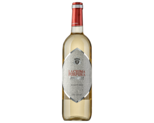 Вино Lacrima белое сухое 0,75