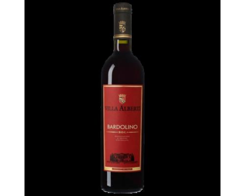 Вино Villa Alberti Bardolino красное сухое 0,75 л