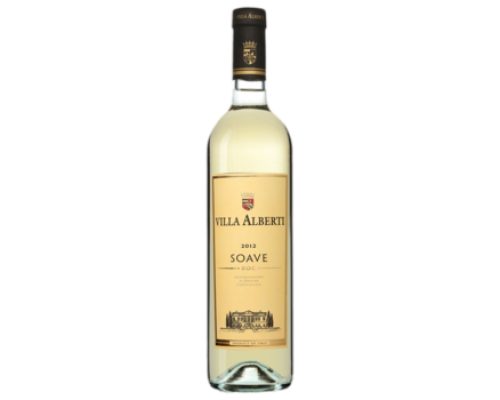 Вино Villa Alberti Soave белое сухое 0,75 л