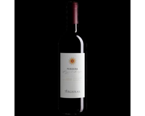 Вино Perdera Monica красное сухое 0,75 л