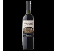 Вино Крымский Погребок Мерло красное сухое 0,75 л