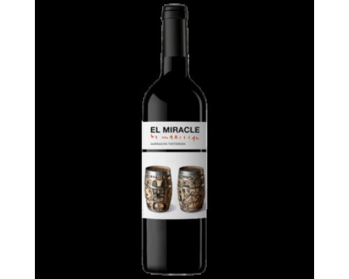 Вино El Miracle Mariscal Valencia красное сухое 0,7 л