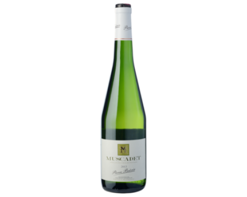 Вино Muscadet Pierre Brevin белое сухое 0,75 л