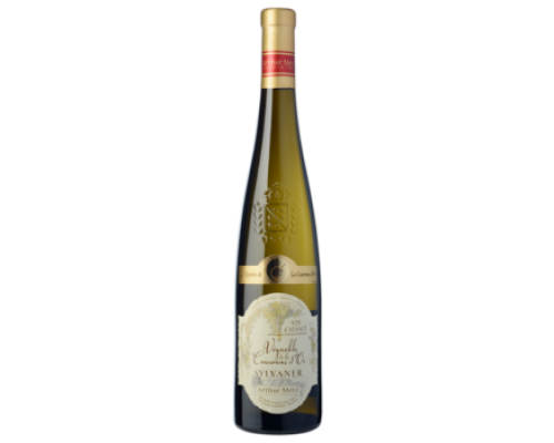 Вино Vignoble De La Couronne d'Or' Sylvaner белое полусухое 0,75 л
