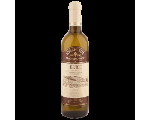 Вино Кубанское Традиционное п/сл.б.1,0
