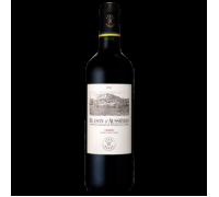 Вино Blason d'Aussieres Corbieres AOC красное сухое 0,75 л