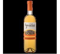 Вино Крымский Погребок белое полусладкое 0,75 л