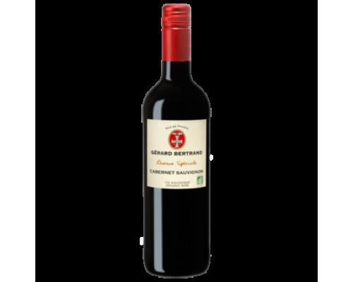 Вино Gerard Bertrand Cabernet Sauvignon красное сухое 0,75 л