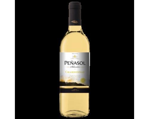Вино Penasol Chardonnay белое полусухое 0,75 л