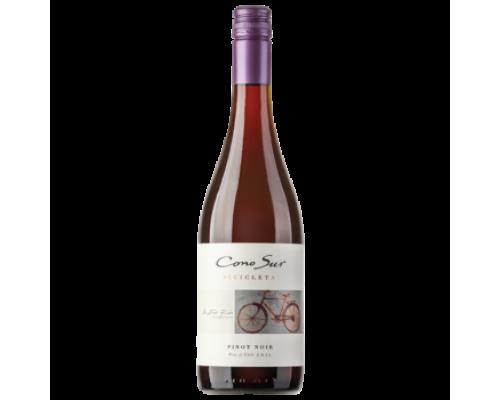 Вино Cono Sur Bicicleta Pinot Noir красное сухое 0,75 л