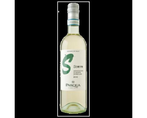 Вино Pasqua Soave белое полусухое 0,75 л