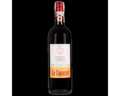 Вино Le Cappane Chianti Classico красное сухое 0,75 л