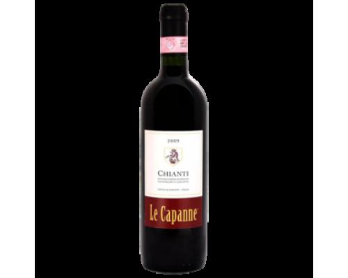 Вино Le Cappane Chianti красное сухое 0,75 л