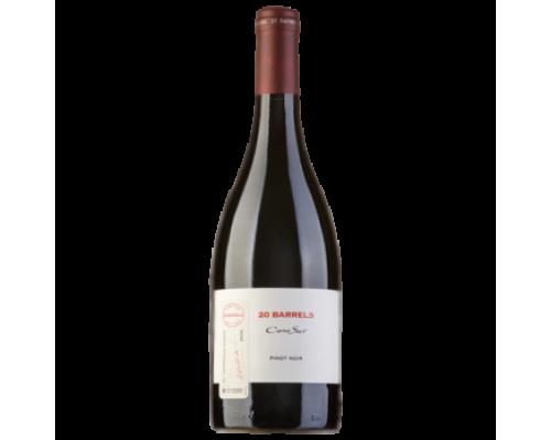 Вино Cono Sur 20 Barrels Pinot Noir красное сухое 0,75 л