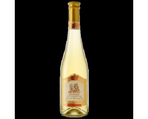 Вино Muscat Ottonel From Transdanubia белое полусладкое 0,75 л