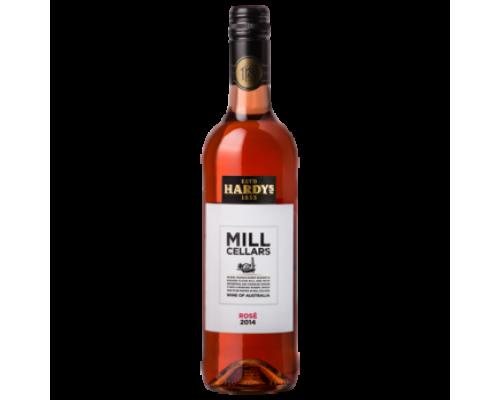 Вино Hardy's Mill Cellars Rose розовое полусухое 0,75 л