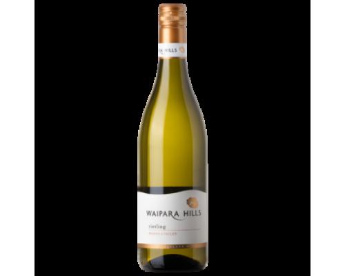 Вино Waipara Hills Riesling белое полусухое 0,75 л