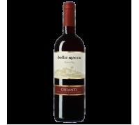 Вино Della Rocca Chianti красное сухое 0,75 л