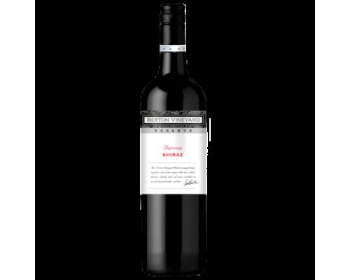 Вино Berton Vinyard Reserve Shiraz красное сухое 0,75 л