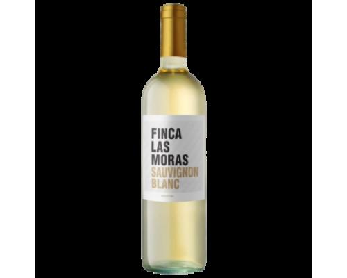 Вино Finca las Moras Sauvignon Blanс белое сухое 0,75 л