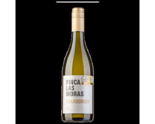 Вино Finca las Moras Chardonnay белое сухое 0,75 л