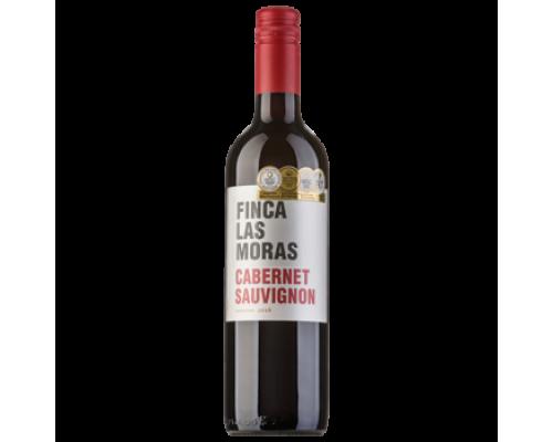 Вино Finca las Moras Cabernet-Sauvignon красное сухое 0,75 л