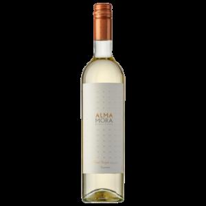 Вино Alma Mora Pinot Grigio белое сухое 0,75 л