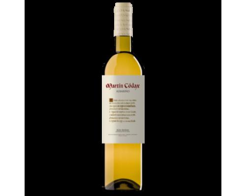 Вино Martin Codax Albarino белое сухое 0,75 л
