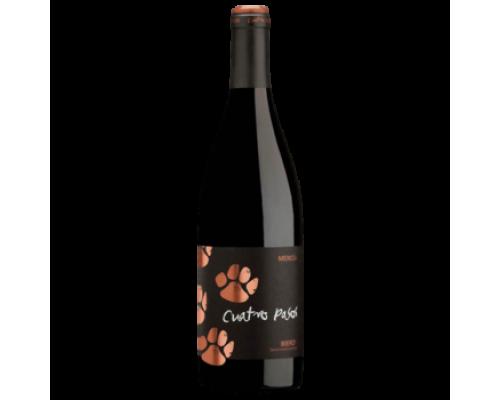 Вино Cuatro Pasos красное сухое 0,75 л