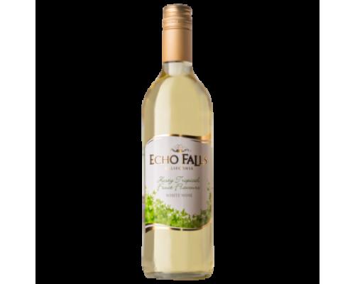 Вино Echo Falls, белое полусухое 0,75 л